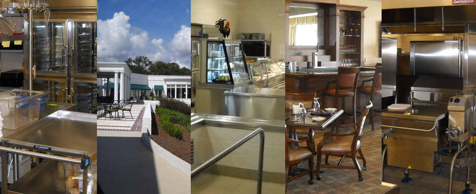 [+] Rath Commercial Kitchen Design Jacksonville Florida